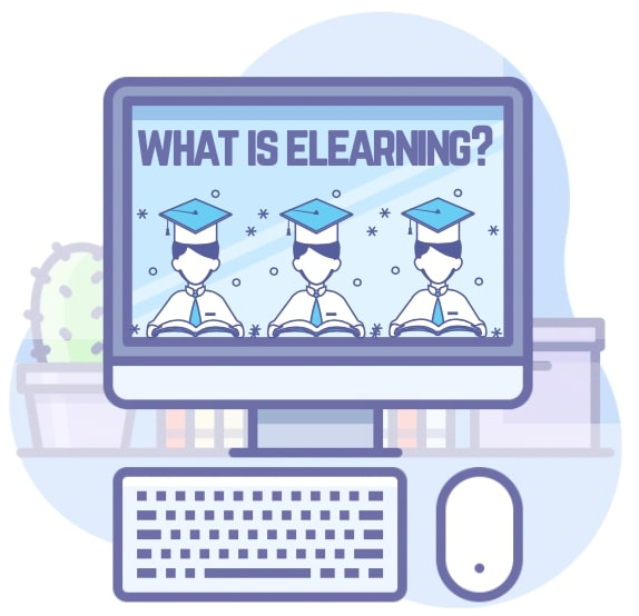 what is elearning