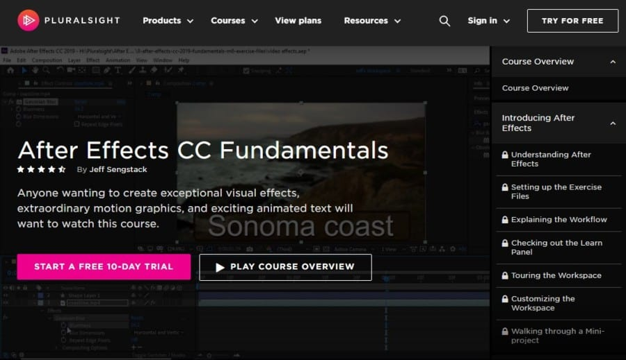 After Effects CC Fundamentals