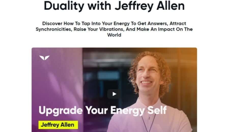 Duality with Jeffrey Allen