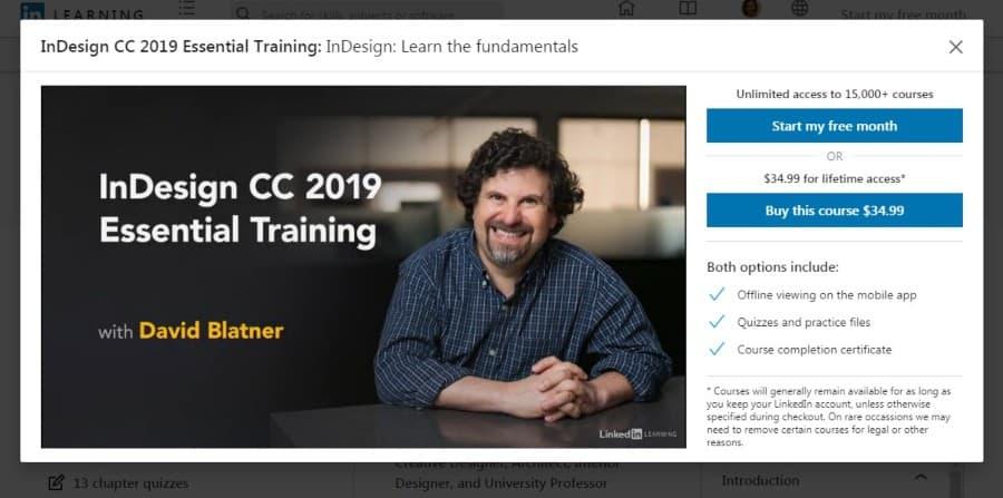 InDesign CC 2019 Essential Training