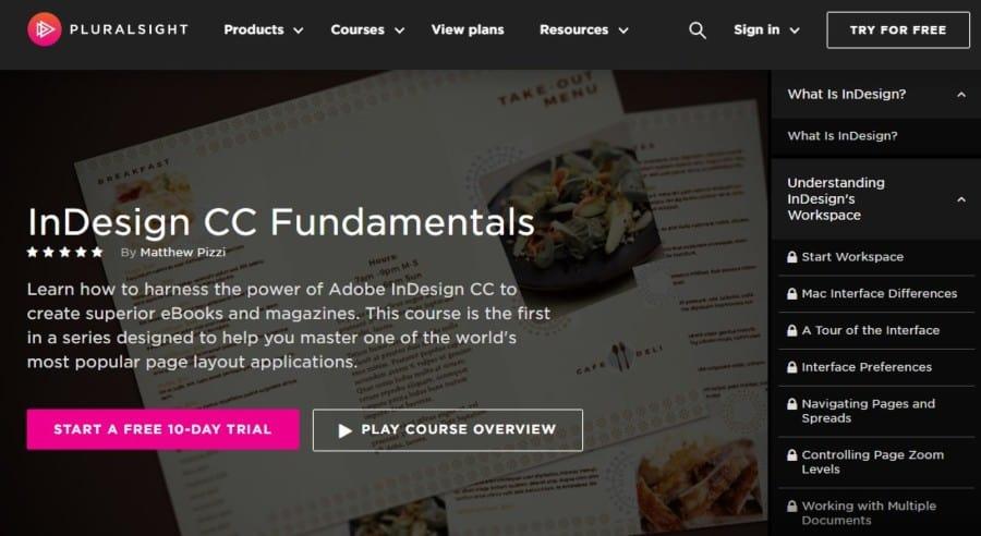 InDesign CC Fundamentals