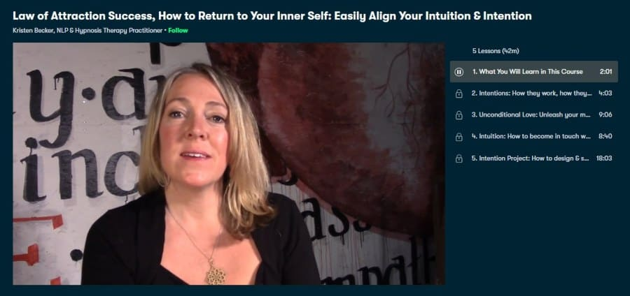 Law of Attraction Success, How to Return to Your Inner Self: Easily Align Your Intuition & Intention