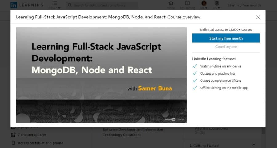 Learning Full-Stack JavaScript Development: MongoDB, Node, and React