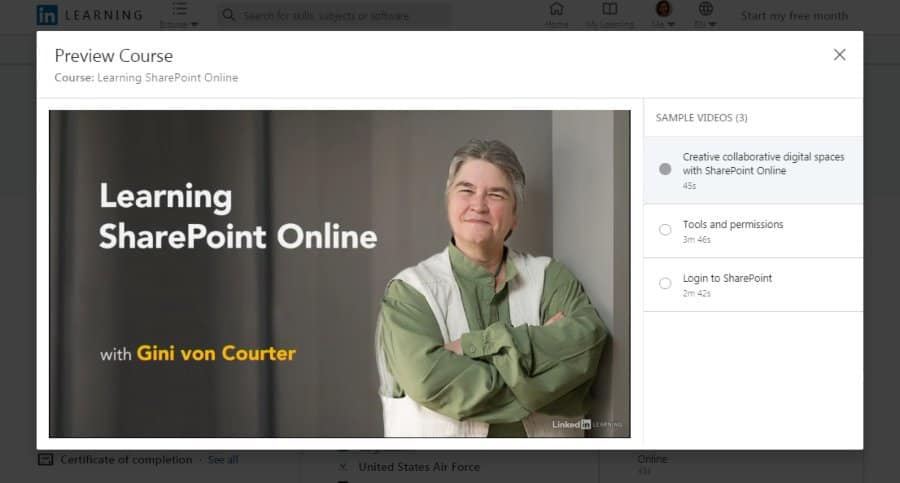 Learning SharePoint Online