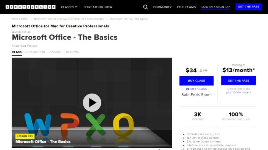 Microsoft Office – The Basics