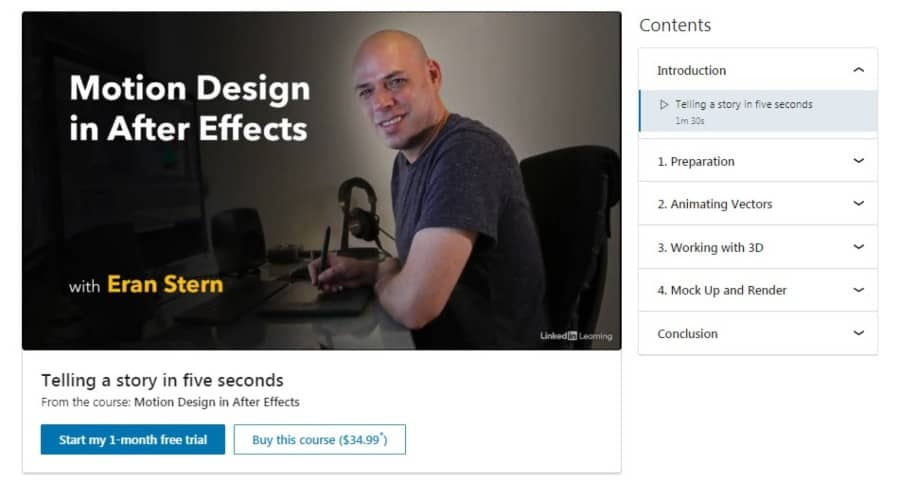 Motion Design in After Effects