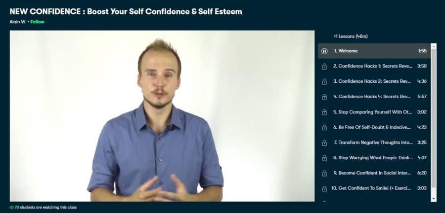 NEW CONFIDENCE _ Boost Your Self Confidence & Self Esteem