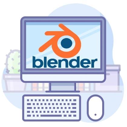 Online Blender 3D Courses Tutorials