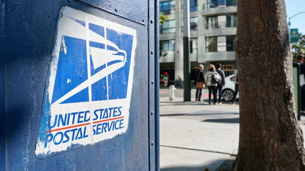 What is the USPS policy on unsafe work conditions?