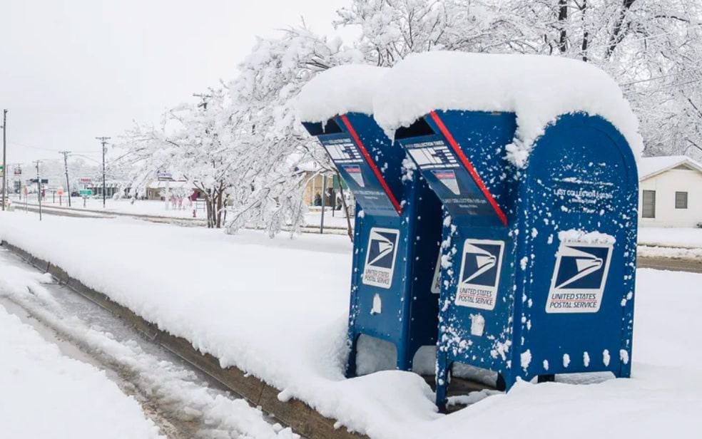What are the two facets of being a USPS letter carrier?