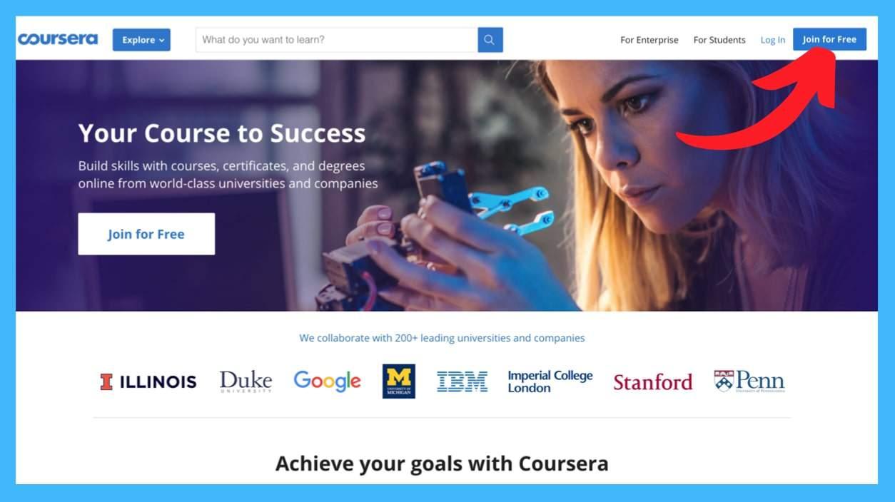 free coursera courses