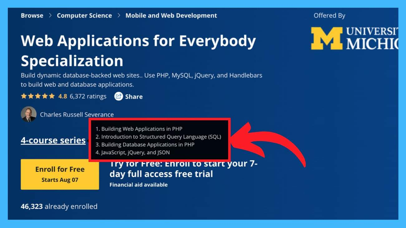 How To Get Specialization / Professional Certificates Courses For Free