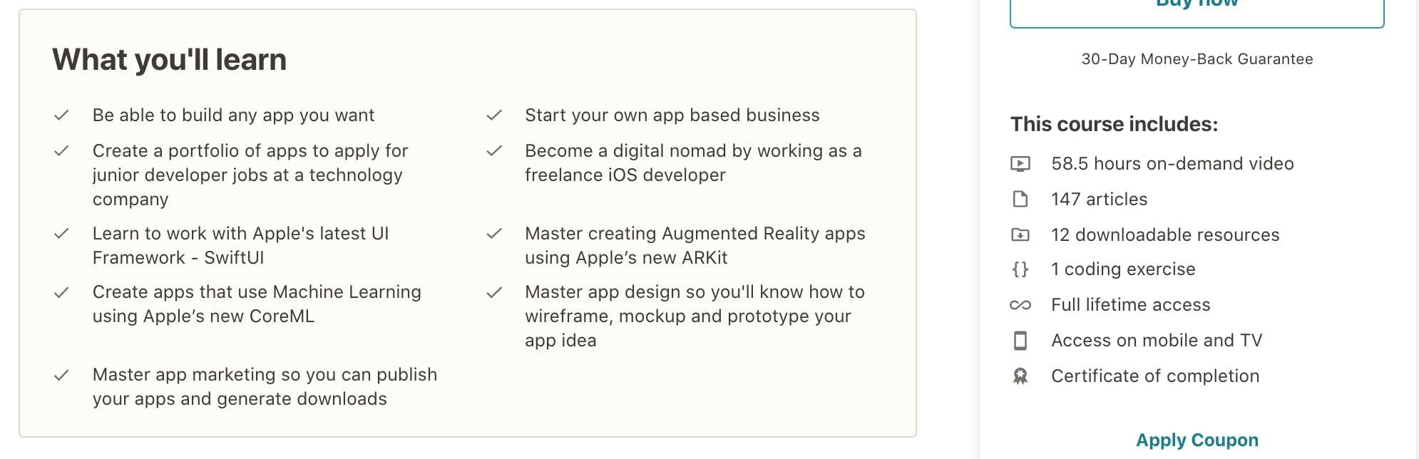 What's Included In a Udemy Course?