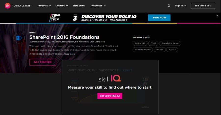 SharePoint 2016 Foundations