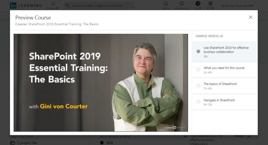 SharePoint 2019 Essential Training: The Basics