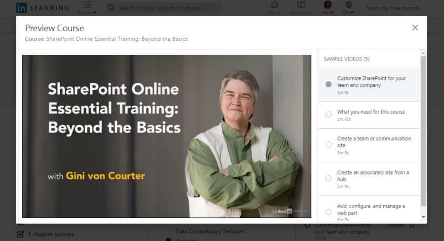 SharePoint Online Essential Training: Beyond the Basics