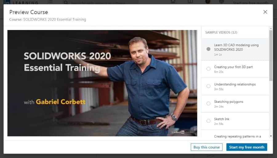 SolidWorks 2020 Essential Training