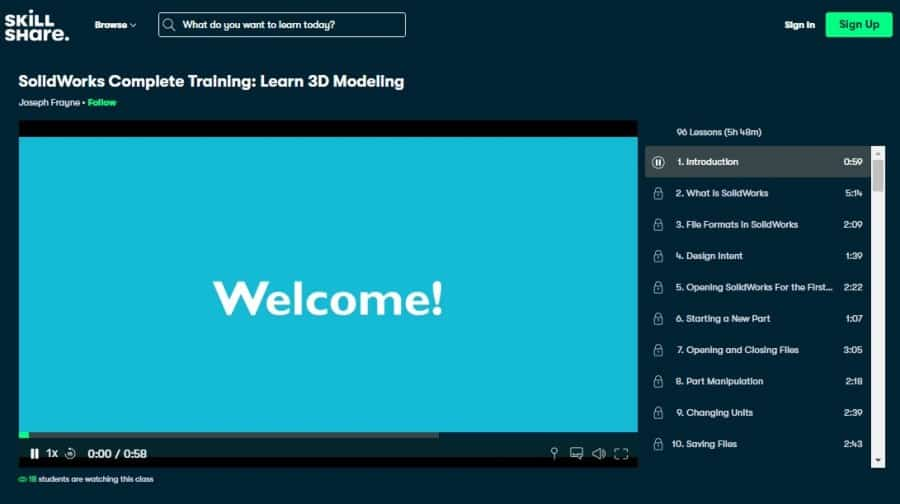 SolidWorks Complete Training_ Learn 3D Modeling