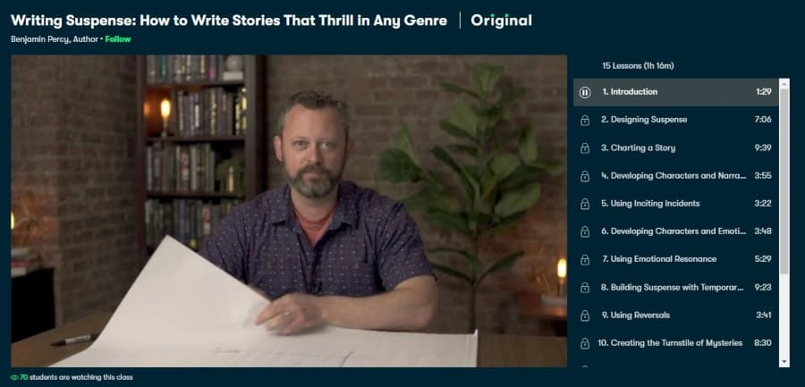 Writing Suspense: How to Write Stories That Thrill in Any Genre