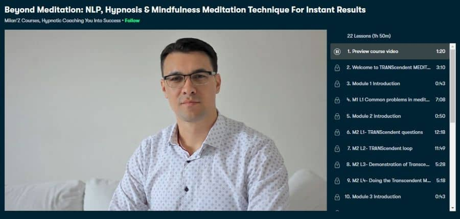 Beyond Meditation_ NLP, Hypnosis & Mindfulness Meditation Technique For Instant Results