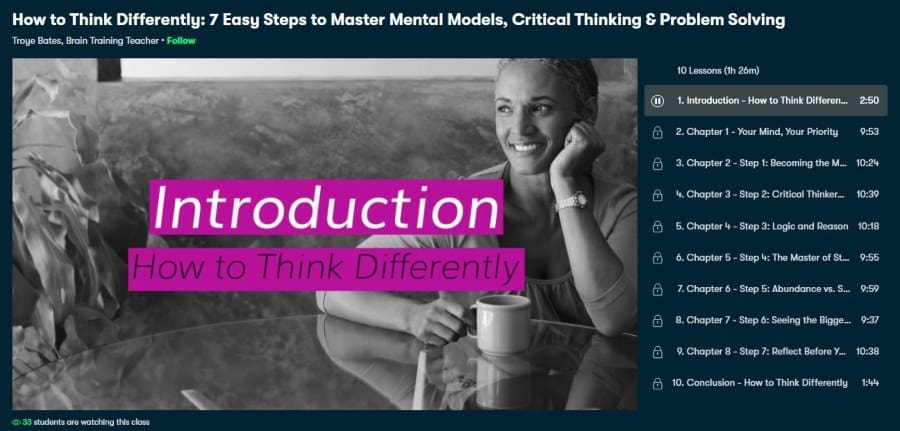 How to Think Differently_ 7 Easy Steps to Master Mental Models, Critical Thinking & Problem Solving