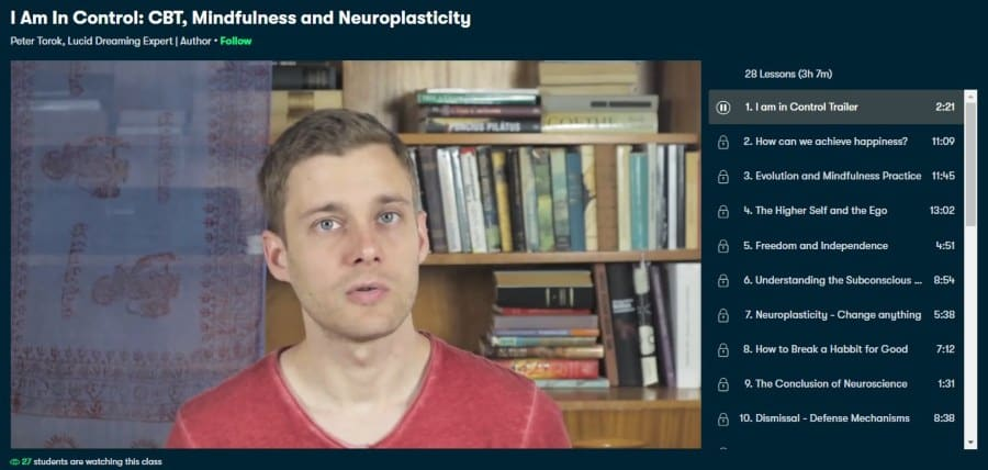 I Am In Control_ CBT, Mindfulness and Neuroplasticity