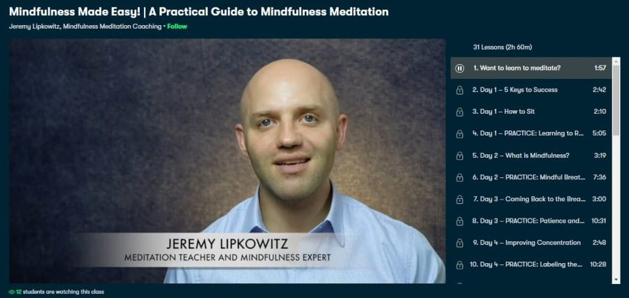 Mindfulness Made Easy! _ A Practical Guide to Mindfulness Meditation (1)