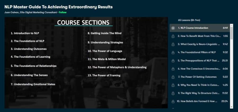 NLP Master Guide To Achieving Extraordinary Results (2)