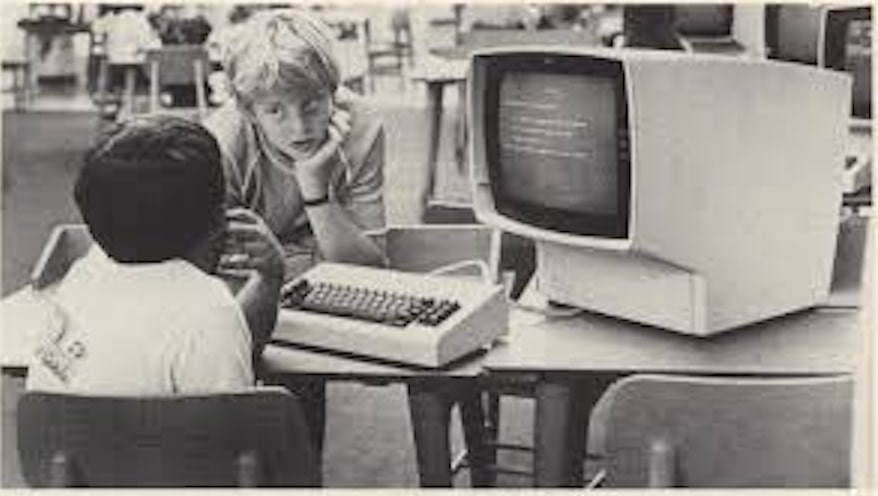 1960: First computer-based training session is introduced