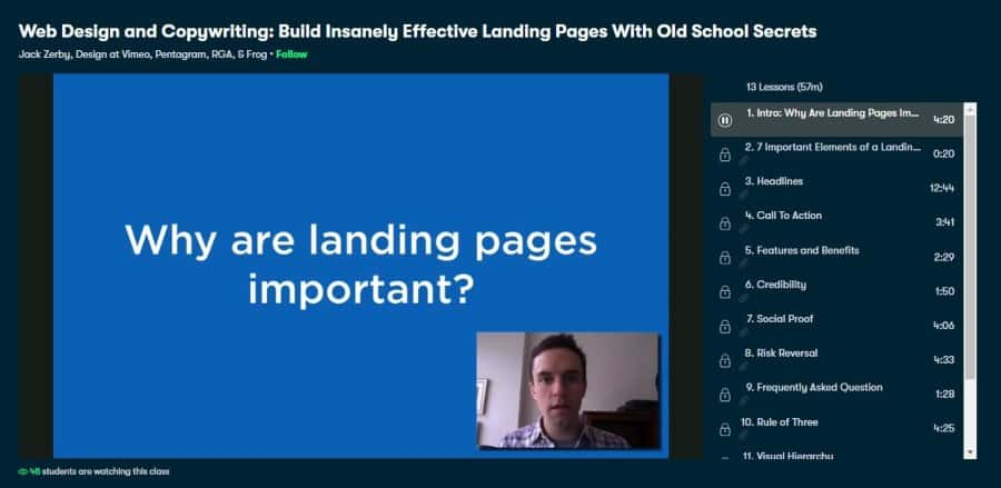 Web Design and Copywriting: Build Insanely Effective Landing Pages With Old School Secrets