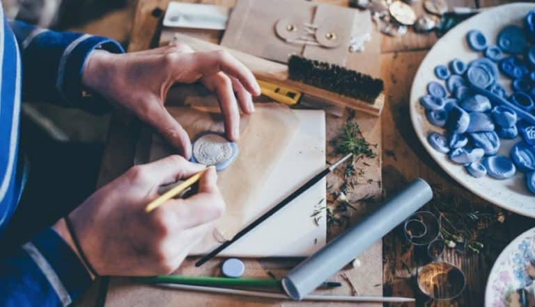 Inspire Your Creativity With 2021's Best Crafting Hobbies [Free Guide]