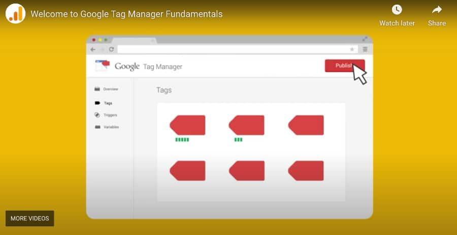 10. Google Tag Manager Fundamentals (Google Analytics Academy)