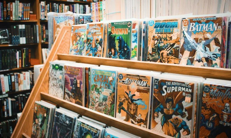 Comic Collecting