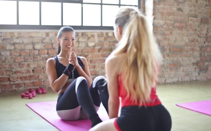 Personal Fitness Trainer Best Job Former Teacher Outside Education