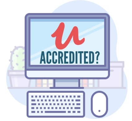is udemy accredited