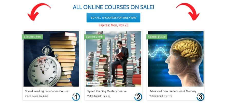 9. Iris Reading Courses (Iris Reading)