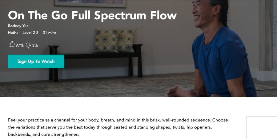 11. On The Go Full Spectrum Flow (Gaia)