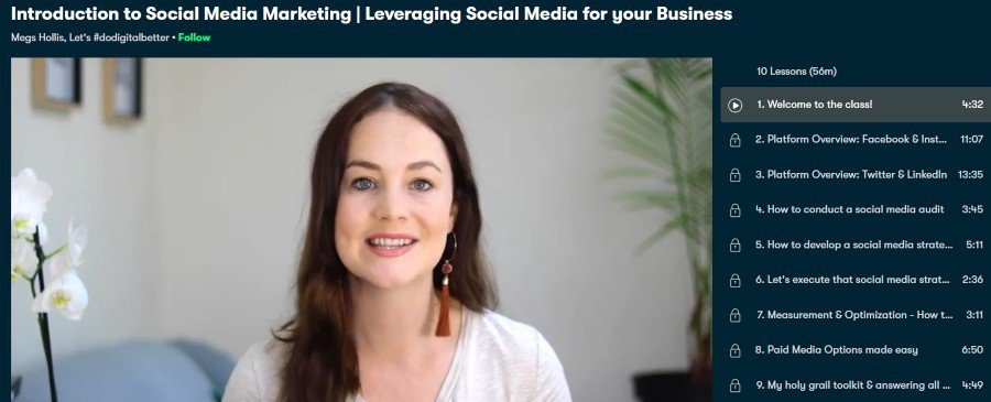 7. Introduction to Social Media Marketing Leveraging Social Media for your Business