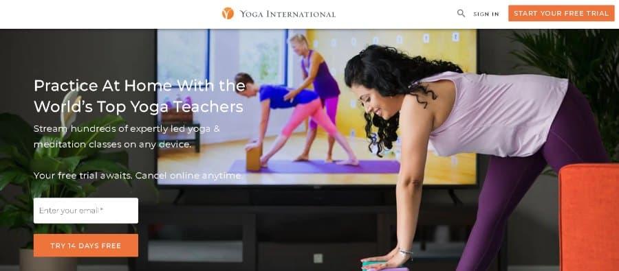 9. Yoga International (Yoga International)