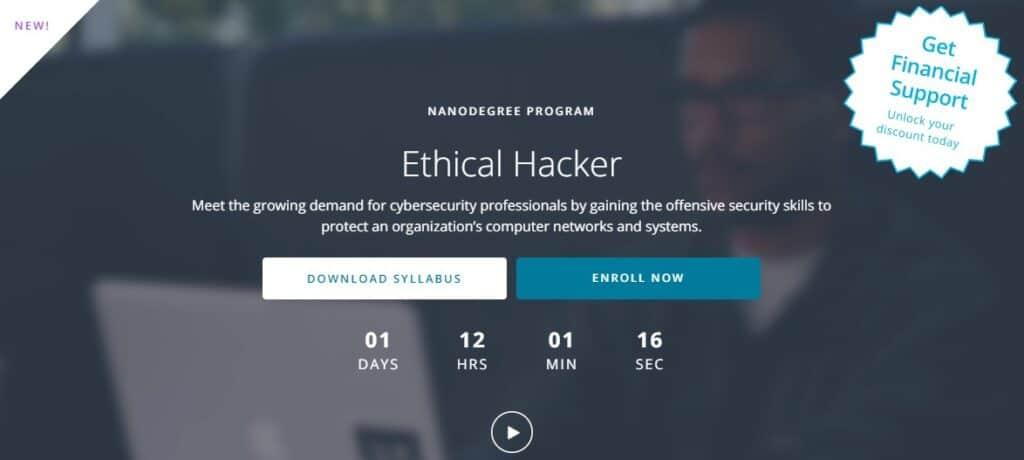 ethical-hacker-udacity