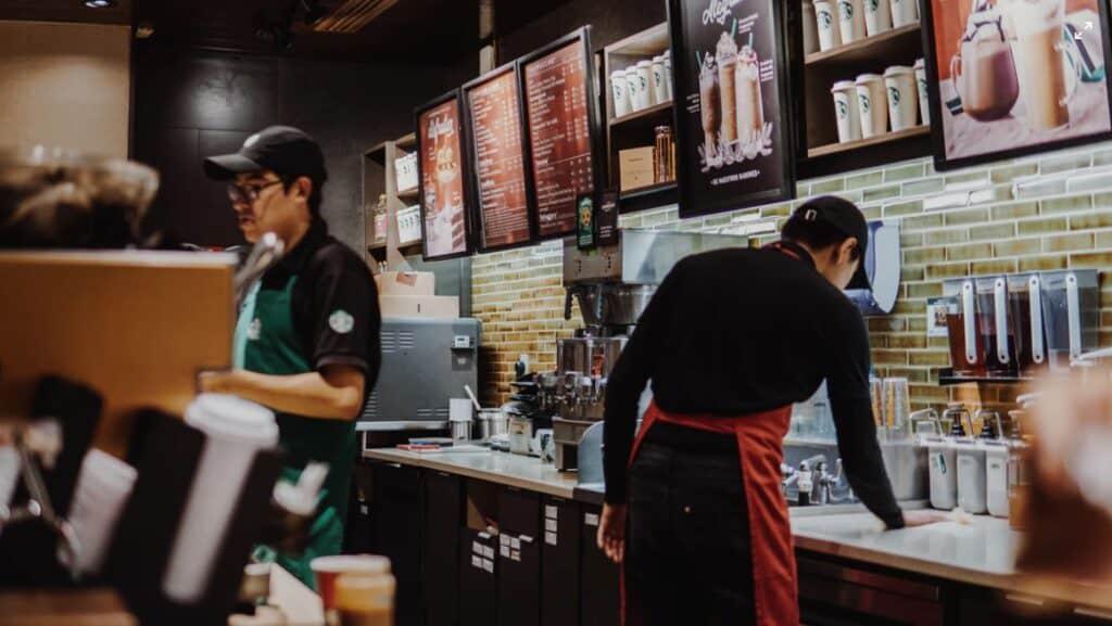 Starbucks Interview Questions