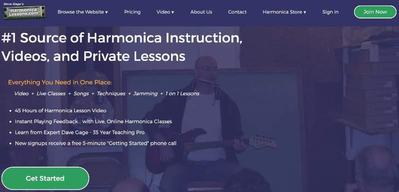 Best Harmonica Lessons (Harmonica Lessons)