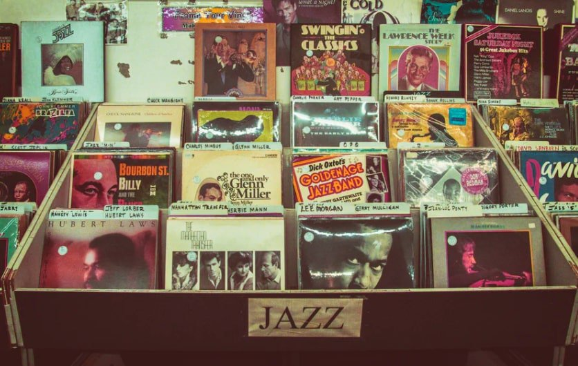 Record collecting