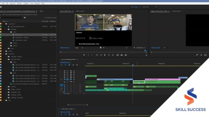 Advanced Workflows For Serious Video Editors With Adobe Premiere Pro Top 11+ FREE Best Online Adobe Premiere Courses, Certifications + Training