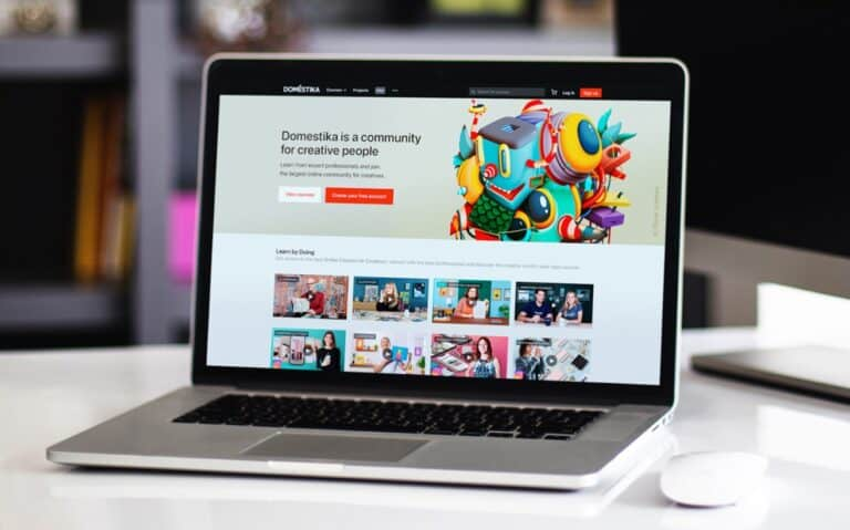 The Best Creative Online Domestika Courses in English