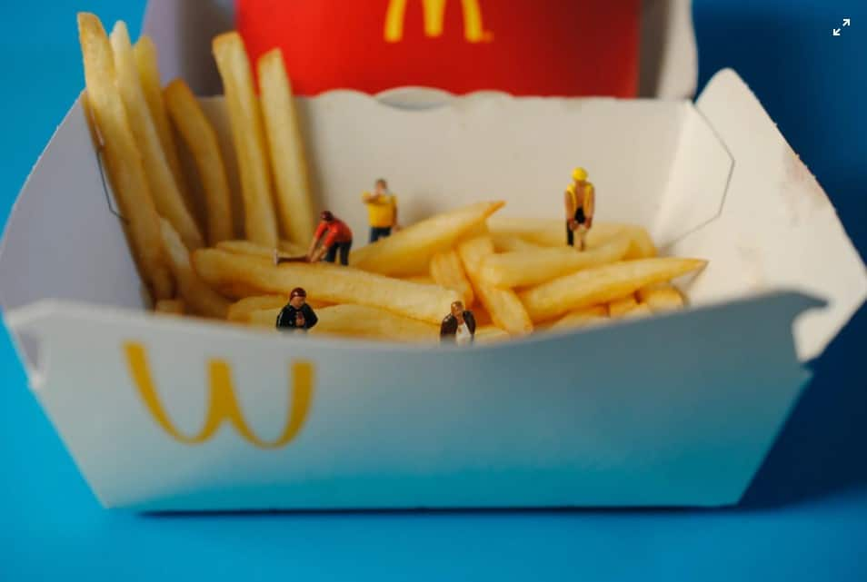 What makes great customer service? McDonalds interview questions