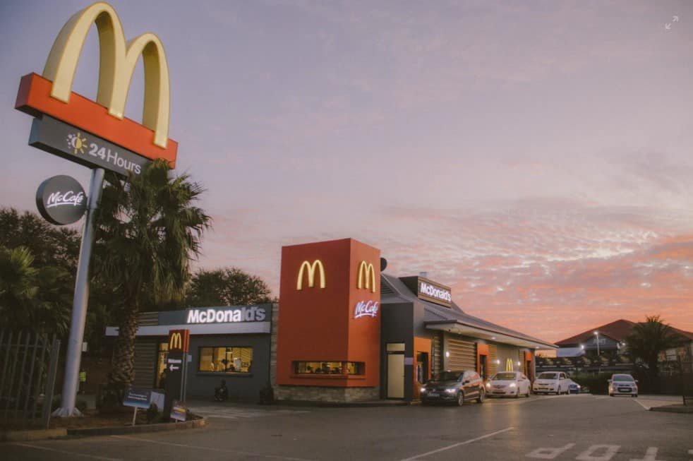 What's your favorite item on our menu? Mcdonalds Interview Questions