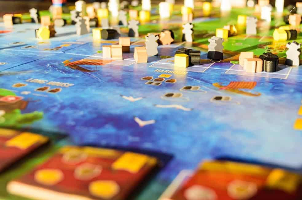 summer hobbies board games