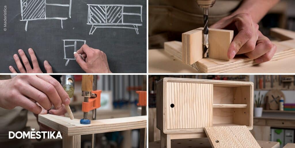 Build your own original furniture