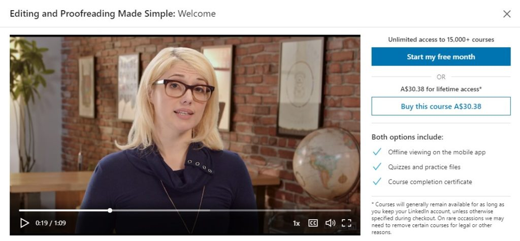 and Proofreading Made Simple - LinkedIn Learning